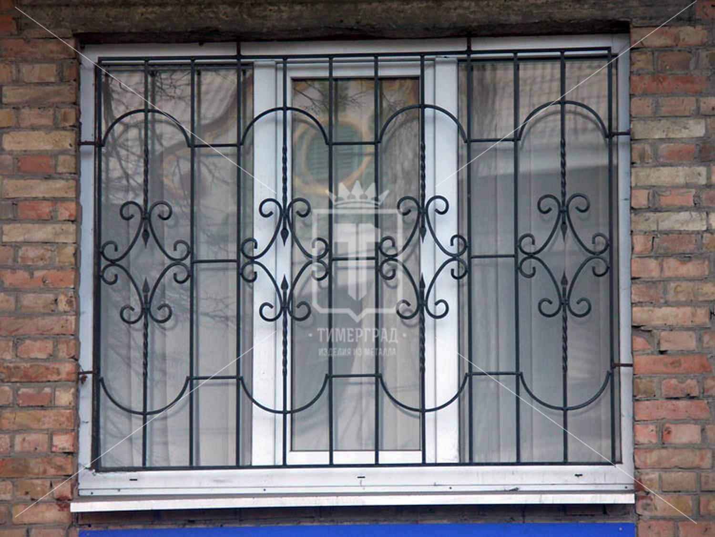 Сварные решетки на окна - галерея сталь-дизайн завод металло.