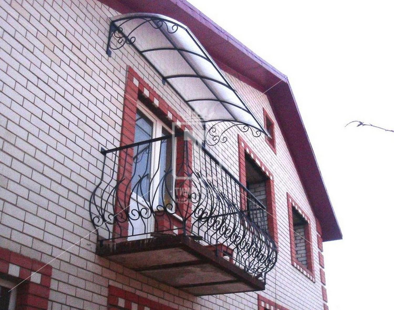 Козырьки для балкона купить.