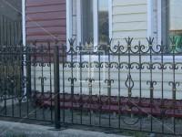 Забор в готическом стиле (Арт. 019)