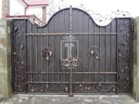Виноградные ворота (Арт. 063)